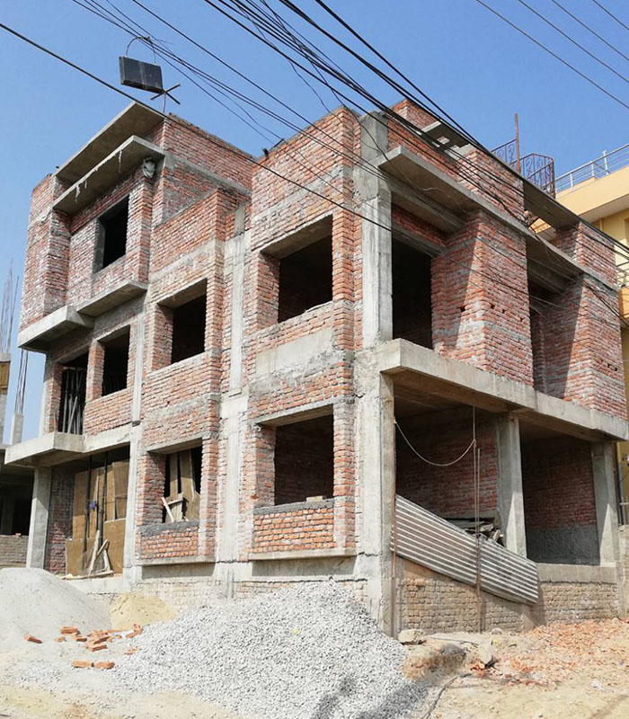 Home Construction in Nepal